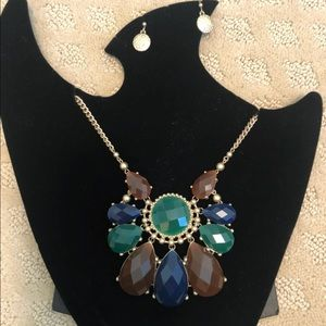 Jewelry - Earthy colors set